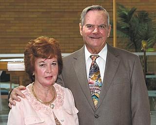 Dr. and Mrs. Daniel Ebert
