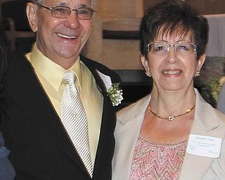Mr. and Mrs. Eugene Testa