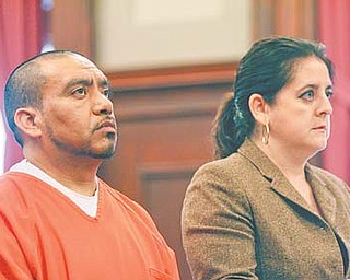 Victor Manuel Galindo-Barjas pleaded guilty Wednesday to two counts of aggravated vehicular assault and one count of operating a vehicle while under the influence. He was represented by Atty. Miriam Ocasio.