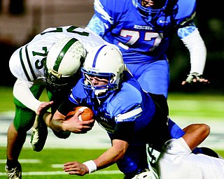 Western Reserve quarterback Jeff Clegg, who has guided the Blue Devils to the Division VI regional championship game, is among six Valley football standouts to be named as a player of the year on The Associated Press All-Northeast Ohio Inland District football team.