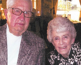 Mr. and Mrs. William Kegey