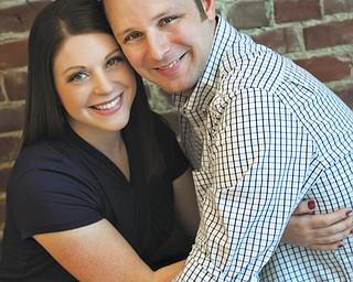 Stephanie Heckman and Jason Cuddy