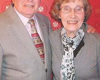 Mr. and Mrs. G. Howard Shreve