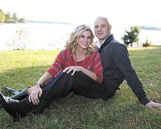 Keri McIntyre and Robert Kingston