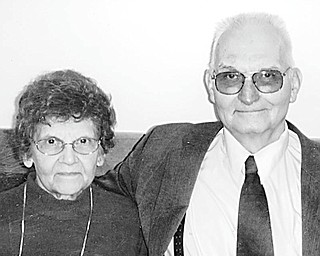 Mr. and Mrs. Bill Brandt