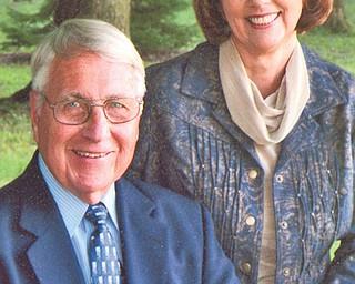 Mr. and Mrs. David E. Habeger