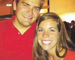 Andrew Miller and Meghan Linnelli