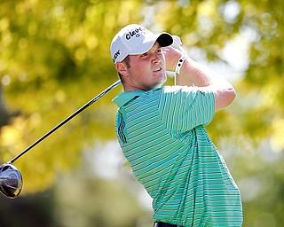 Jason Kokrak at the Albertsons Boise Open, presented by Kraft, ending September 18, 2011.