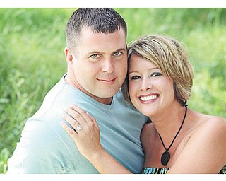 Ryan Evans and Jami White