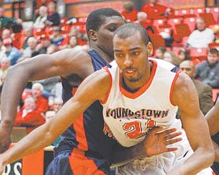 YSU junior forward Damian Eargle said Saturday's win over Cleveland State boosted the Penguins' confidence and proved they can compete with anyone in the Horizon League.