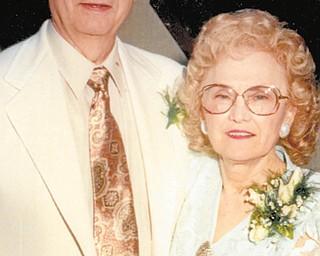 Mr. and Mrs. Donald Sanfrey Sr.