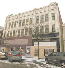 After failing to receive state tax credits twice and other setbacks, the owner of an agency to revitalize the long-vacant Kress Building in downtown Youngstown, above, has little hope the project will be realized.