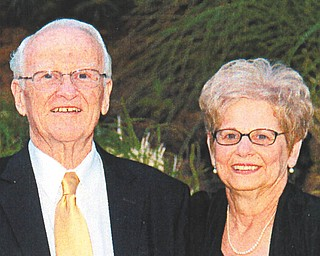 Mr. and Mrs. James E. McMurray