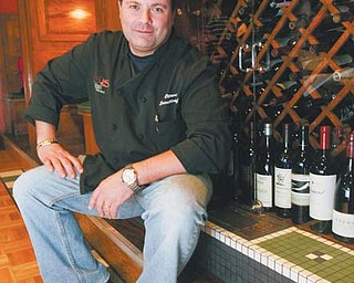 Ottavio Musumeci is executive chef and owner of Station Square Ristorante in Liberty.