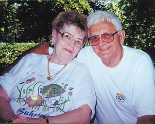 Mr. and Mrs. Frank Kalentis