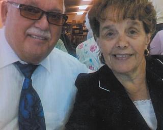 Mr. and Mrs. Eddie Vallus