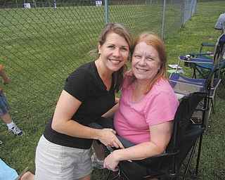 """""""She is someone who I look up to and learn from on a daily basis,"""" says Rachel Camuso of Canfield, about her mother, Janet Miller of McDonald. Rachel says her mom always wanted to spend time with her kids while they were growing up, and it's something Rachel reflects upon fondly."""
