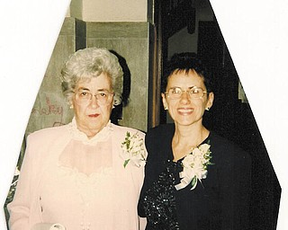 Kathleen Kemble Higham of Youngstown says her mom, the late Dorothy Mae O'Brien Kemble, was her very first best friend, who has continued to inspire Kathleen to write poetry and who drives her to succeed.