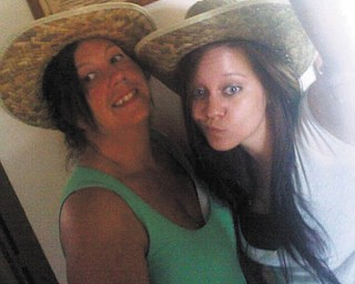 """""""We are always acting goofy together and we see each other every day ... I would be completely lost without her,"""" says Melinda Macovitz of her mother, Toni Macovitz, both of Youngstown. Melinda says she and her mom have always had a close relationship because they're exactly alike."""