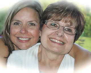 They made it through the ups and downs of her teen-age years with flying colors, says Sandy Maluso of Knoxville, Tenn., when talking about life with her mother, Bernice Senvisky of Youngstown. Sandy says the geographical distance doesn't stop her from seeing her mother many times a year and talking daily.