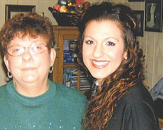 """A retired teacher who demonstrates true heroism, Donna Gerlick of Campbell is deeply admired and loved by her daughter, Tara Gerlick of Boardman. """"She teaches me to this day what she believes, and everything she believes is good and pure,"""" Tara says."""