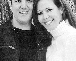 Ryan Ogrodnik and Sara Miller