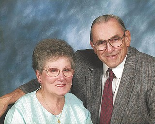 Mr. and Mrs. Eugene Wolfgang
