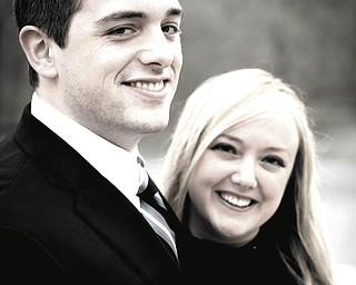 Drew Bland and Lauren Gagnon