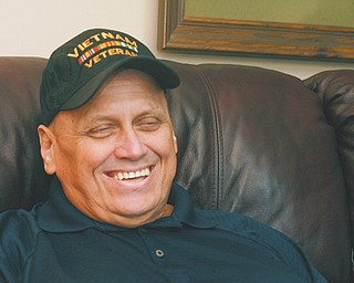 Rich Janis, of Boardman, was diagnosed with multiple myeloma, and a benefit to off set his medical costs is set for Sunday at The Embassy on Youngstown-Poland Road. He served in the Army from 1968 to 1975 and spent 13 months overseas in Vietnam.