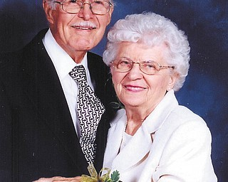 Mr. and Mrs. Gene Shilling