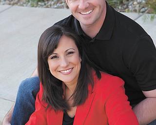 Brooke Carlon and Brad Vaughn