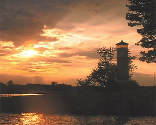 Pretty as a postcard is this shot of Lake Milton, taken by Lana Vanauker of Canfield.