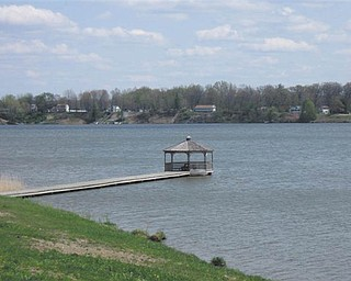Joseph Puntel of Austintown submitted this photo of Lake Milton.