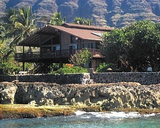 Cathy Ferenchak of Canfield sent in this photo of a house in Hawaii.