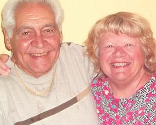 Mr. and Mrs. Duke Brindisi