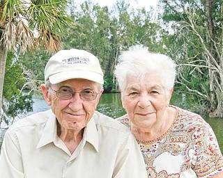 Mr. and Mrs. Ralph Cooper