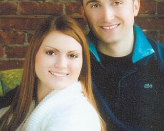 Heather Pupa and David McCormick