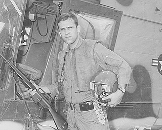 Youngstown native James Brahney, who flew 200-plus missions as a medical helicopter pilot during the Vietnam War, will be recognized Thursday at the In Memory Day ceremony in Washington, D.C.
