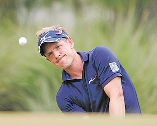 England's Luke Donald, the world's No. 1-ranked golfer, will try to win his first major championship this weekend at the U.S. Open at the Olympic Club in San Francisco. It is the fifth time the club will play host for the tournament.