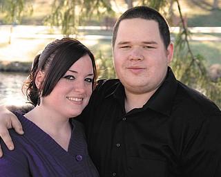 Kelsey Beard and Patrick Smith