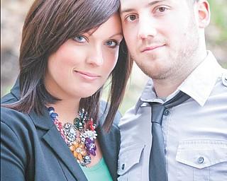 Jessica Hurd and Joe Meyer