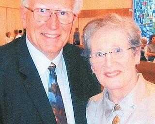 Mr. and Mrs. Ron Layko Sr.