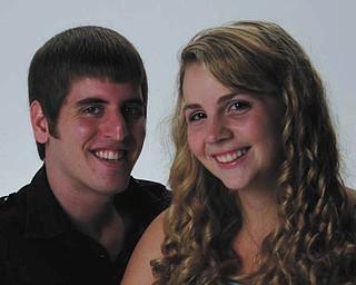Brett Roe and Courtney Morningstar