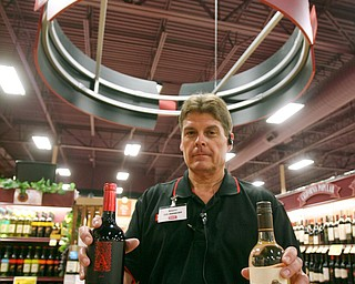 Co-Manager of the Church Hill Commons Giant Eagle, Scott Renzenbrick.