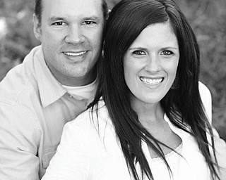 Craig Lutsi and Lindsay Drews