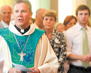 The Rev. Duane A. Jesse is the newly installed pastor at Zion Lutheran Church in Cornersburg. The Rev. Mr. Jesse was installed during a Sunday evening ceremony before a congregation that nearly filled the church's sanctuary.