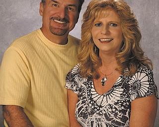 Michael Firmstone and Lisa Bernat