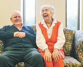 Shepherd of the Valley residents Bill and Molly Gale celebrated 72 years as husband and wife in June. Molly, 91, said Bill, 92, is the best husband anyone could want. After living in Florida for most of their adult life, the couple moved back to Niles, where they grew up, to be closer to their daughter and her family.
