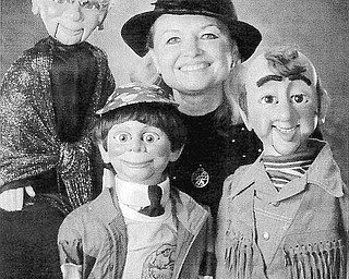 The Niles SCOPE Senior Center, 14 E. State St., is offering a ventriloquist show by Helen Hammett for members, nonmembers and grandchildren from noon to 1 p.m. July 26 at the center. The program starts at 11:30 a.m. with lunch. Hammett has been a professional ventriloquist since 1984 and has toured the United States entertaining audiences with her comedy troupe of colorful characters. She uses hand-carved basswood figures for her shows. To register call 330-544-3676. A donation will be accepted at the show.