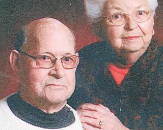 Mr. and Mrs. Richard Seaman Sr.